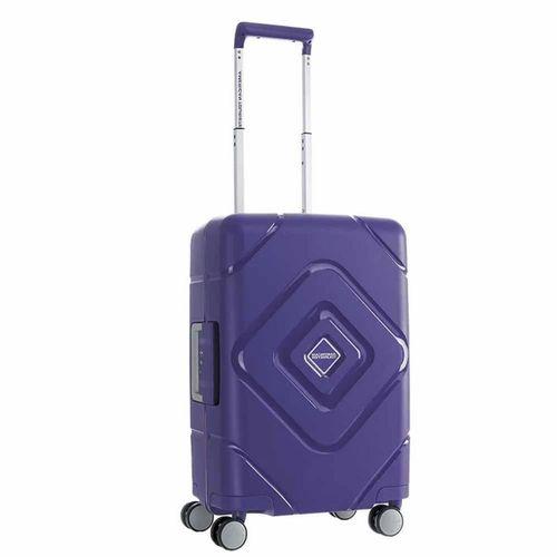 Valija Trigard Spinner 5520 TSA purple