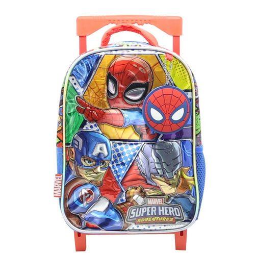 "Super Hero Adventures Mochila ccarro 12"" jardin"