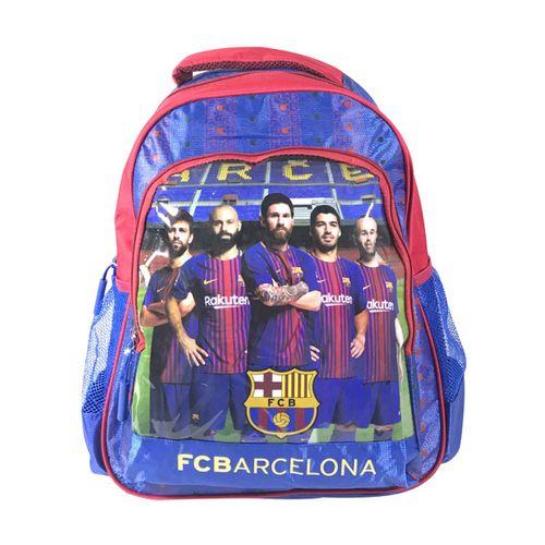 """Barcelona-mochila-espalda-16""""-c-bolsillo-estampado"""