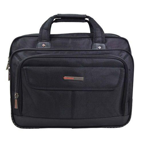 Portanotebook Cecchini 2 divisiones c/base pu y bolsillo c/solapa