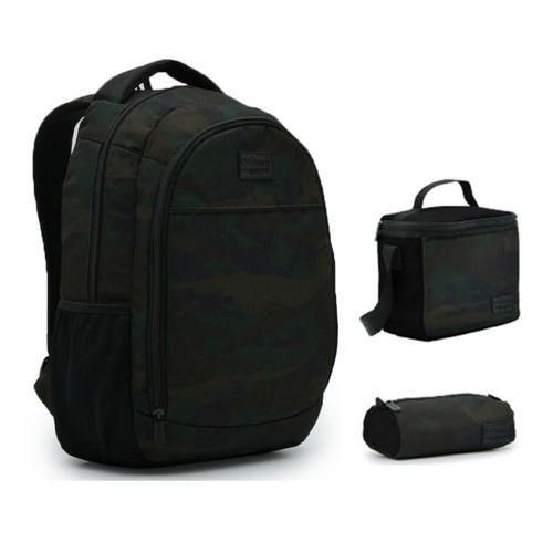 Mochila Xtrem Multipack 194 Set X 3 Pcs Military Camo