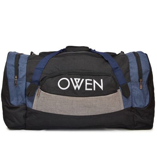 "Bolso 29"" Owen Combinado c/Bolsillos Laterales"